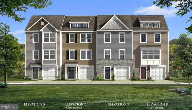 TBD Tate Manor Drive Homesite 18, CHARLES TOWN, WV 25414 (#WVJF142826) :: Blackwell Real Estate
