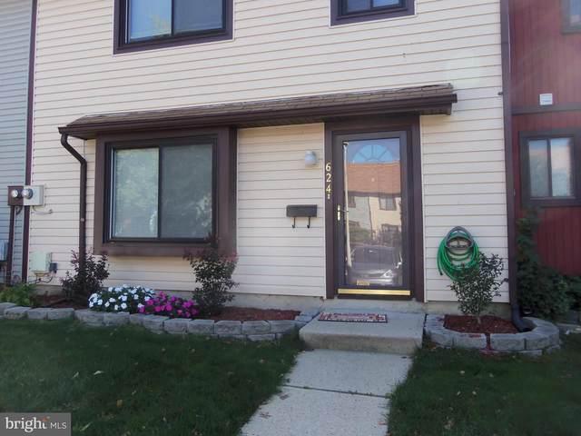 624 Edison Drive, EAST WINDSOR, NJ 08520 (#NJME313500) :: Jason Freeby Group at Keller Williams Real Estate