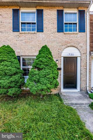721 Sequoia Drive, EDGEWOOD, MD 21040 (#MDHR260818) :: Bowers Realty Group