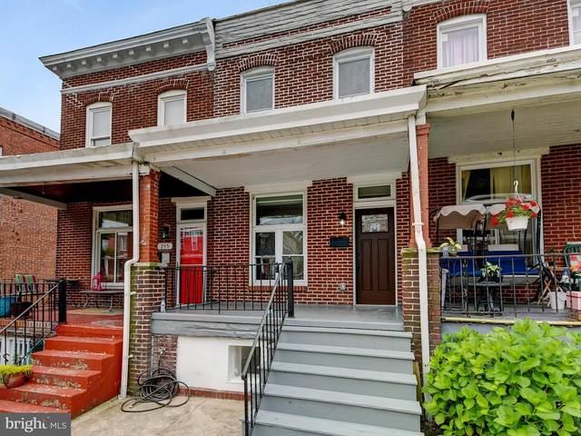 753 Mckewin Avenue, BALTIMORE, MD 21218 (#MDBA553548) :: Sunrise Home Sales Team of Mackintosh Inc Realtors