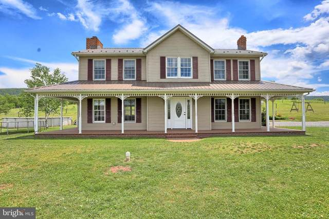 1192 Perry Valley Road, LIVERPOOL, PA 17045 (#PAPY103542) :: ExecuHome Realty