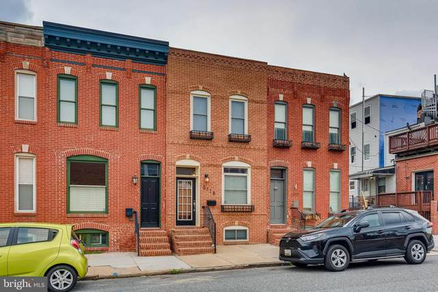 3118 Hudson Street, BALTIMORE, MD 21224 (#MDBA553560) :: RE/MAX Advantage Realty