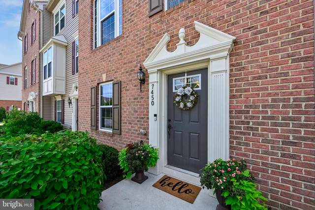 7450 Singers Way, ELKRIDGE, MD 21075 (#MDHW295756) :: ExecuHome Realty