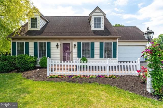 66 Millstone Drive, EPHRATA, PA 17522 (#PALA183370) :: The Craig Hartranft Team, Berkshire Hathaway Homesale Realty