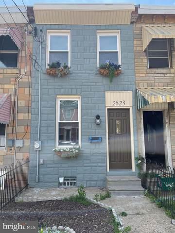 2623 Braddock Street, PHILADELPHIA, PA 19125 (#PAPH1024004) :: RE/MAX Advantage Realty