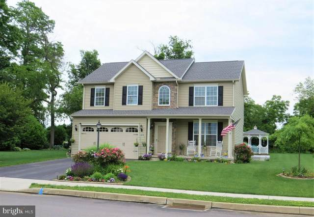 1070 Pearl Drive, HANOVER, PA 17331 (#PAYK159714) :: The Heather Neidlinger Team With Berkshire Hathaway HomeServices Homesale Realty