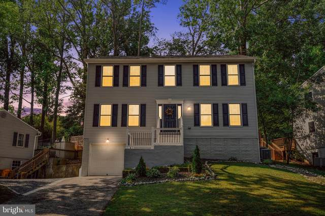 1150 Ramblewood Drive, ANNAPOLIS, MD 21409 (#MDAA470626) :: Corner House Realty