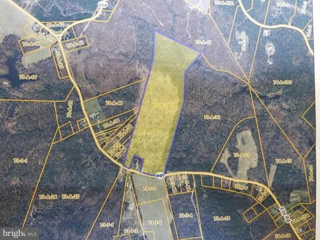 22471 File Road, BOWLING GREEN, VA 22427 (#VACV124404) :: Crews Real Estate