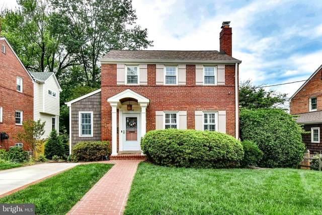 1016 N Liberty Street, ARLINGTON, VA 22205 (#VAAR182814) :: Eng Garcia Properties, LLC
