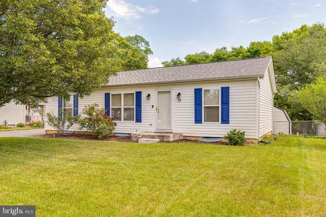 73 Cashmere Drive, MARTINSBURG, WV 25404 (#WVBE186544) :: The Riffle Group of Keller Williams Select Realtors
