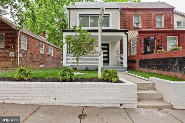 404 49TH Street NE, WASHINGTON, DC 20019 (#DCDC524852) :: Bowers Realty Group
