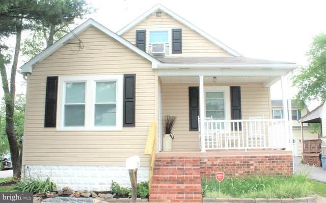 929 Mace, BALTIMORE, MD 21221 (#MDBC531430) :: Crossman & Co. Real Estate