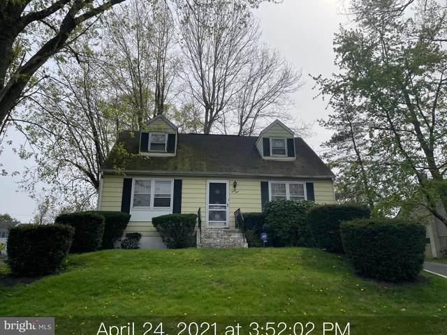 49 Rosedale, TRENTON, NJ 08638 (#NJME313548) :: Drayton Young