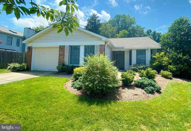 2796 Rudder Drive, ANNAPOLIS, MD 21401 (#MDAA470670) :: Bowers Realty Group