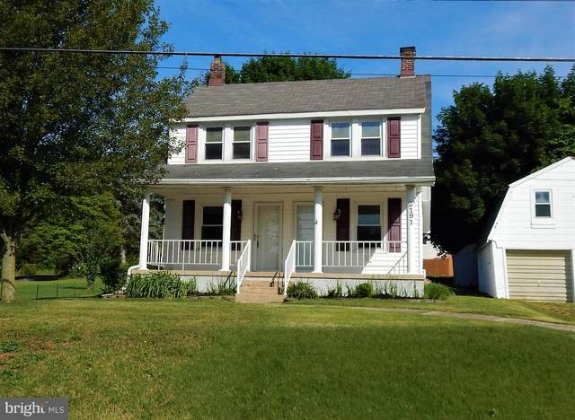 2191 Craley Road, WINDSOR, PA 17366 (#PAYK159752) :: The Joy Daniels Real Estate Group