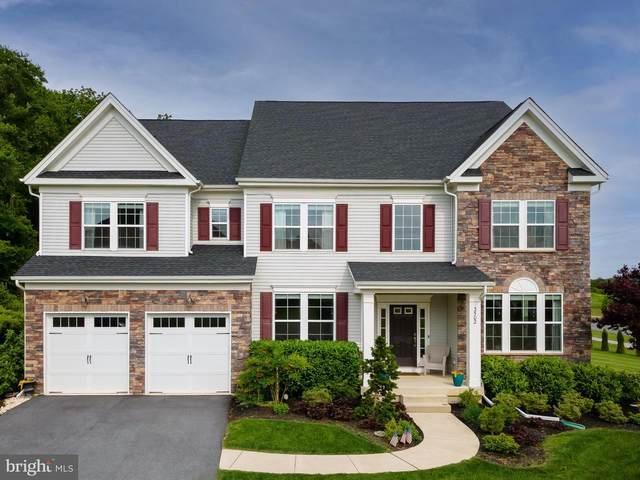 3502 Augusta Drive, CHESTER SPRINGS, PA 19425 (#PACT538354) :: Bowers Realty Group