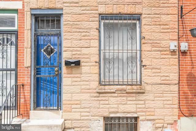 1932 Waterloo Street, PHILADELPHIA, PA 19122 (#PAPH1024200) :: Shamrock Realty Group, Inc