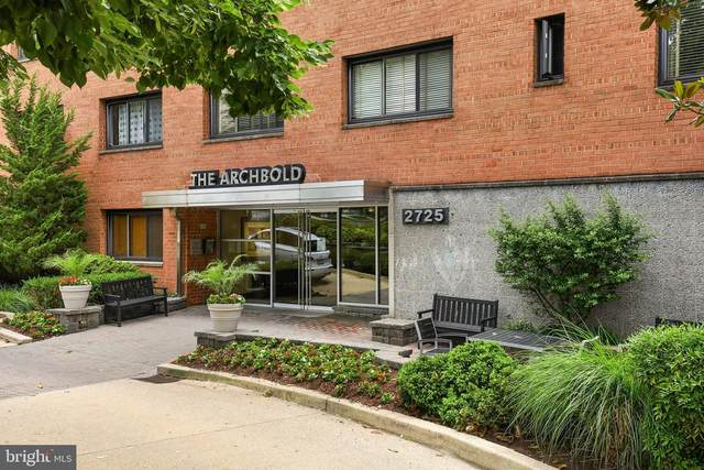 2725 39TH Street NW #311, WASHINGTON, DC 20007 (#DCDC524890) :: Erik Hoferer & Associates