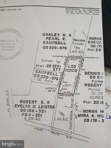 0 Halls Store Road, MINERAL, VA 23117 (#VALA123318) :: Erik Hoferer & Associates