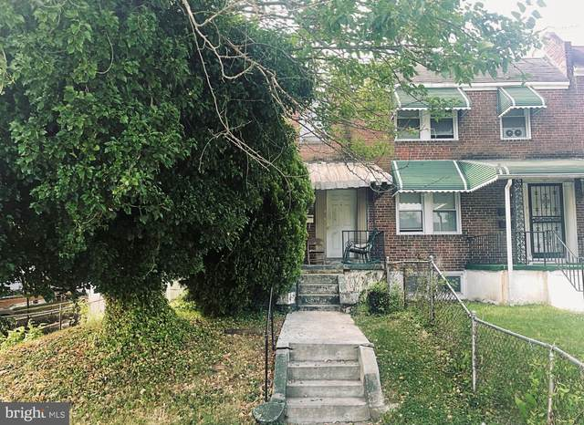 2821 E Federal Street, BALTIMORE, MD 21213 (#MDBA553670) :: The Mike Coleman Team