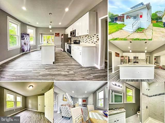 2911 Echodale Avenue, BALTIMORE, MD 21214 (#MDBA553680) :: LoCoMusings