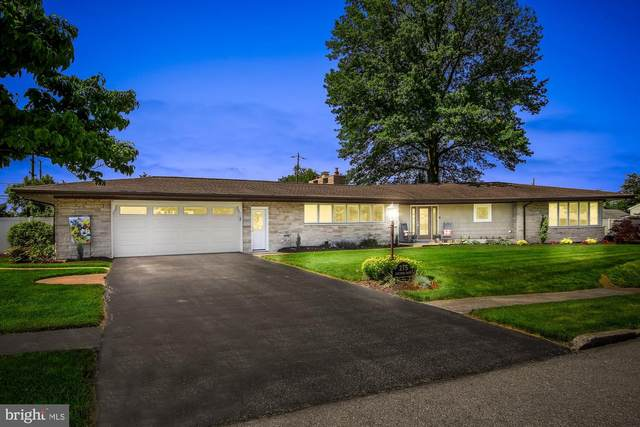 275 Dogwood Drive, HUMMELSTOWN, PA 17036 (#PADA134126) :: Iron Valley Real Estate