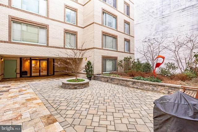 2141 Wisconsin Avenue NW #101, WASHINGTON, DC 20007 (#DCDC524922) :: Shamrock Realty Group, Inc