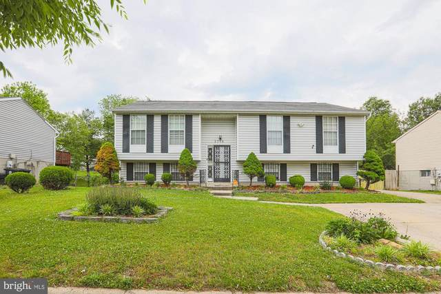 3716 Cricket Avenue, DISTRICT HEIGHTS, MD 20747 (#MDPG608918) :: AJ Team Realty