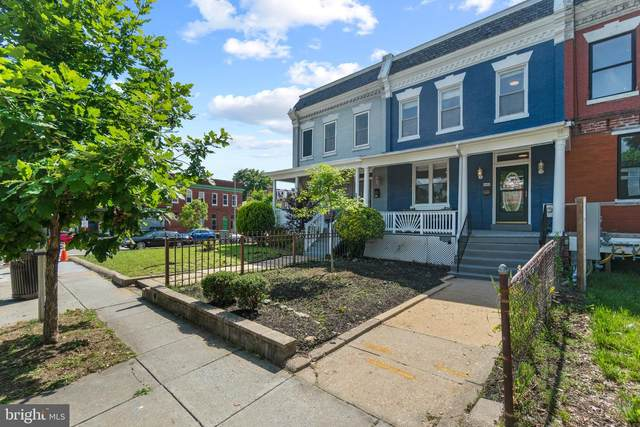 2402 N Capitol Street NW, WASHINGTON, DC 20002 (#DCDC524928) :: Crossman & Co. Real Estate