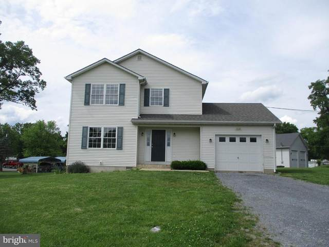 240 Henshaw Road, BUNKER HILL, WV 25413 (#WVBE186550) :: The Riffle Group of Keller Williams Select Realtors