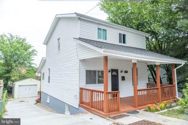 4017 Echodale Avenue, BALTIMORE, MD 21206 (#MDBA553692) :: Sunrise Home Sales Team of Mackintosh Inc Realtors