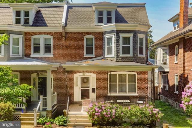 2017 N Harrison Street, WILMINGTON, DE 19802 (#DENC528130) :: Bright Home Group
