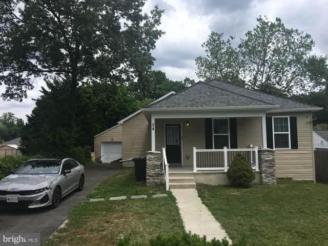 24 Georgia Avenue NW, GLEN BURNIE, MD 21060 (#MDAA470702) :: City Smart Living
