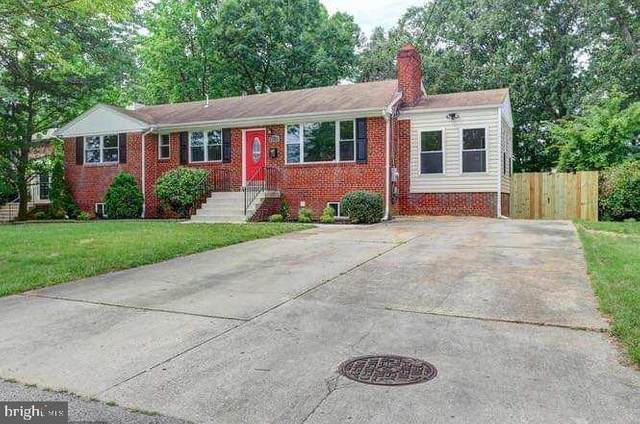4513 Reamy Drive, SUITLAND, MD 20746 (#MDPG608932) :: The Maryland Group of Long & Foster Real Estate