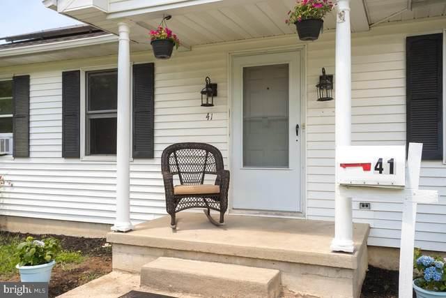 41 Green Street, MOUNT HOLLY, NJ 08060 (#NJBL399294) :: Murray & Co. Real Estate