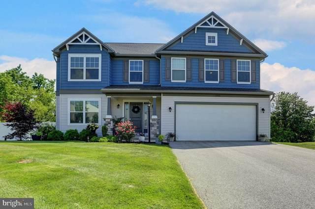 1105 Mountain Shadow W, FAYETTEVILLE, PA 17222 (#PAFL180294) :: Sunrise Home Sales Team of Mackintosh Inc Realtors