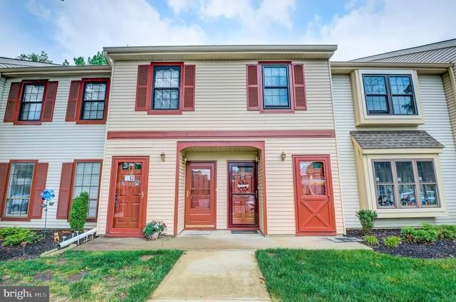 58 Wyndham Place, ROBBINSVILLE, NJ 08691 (#NJME313572) :: Sunrise Home Sales Team of Mackintosh Inc Realtors