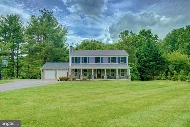 7386 Hopkins Way, CLARKSVILLE, MD 21029 (#MDHW295790) :: Corner House Realty