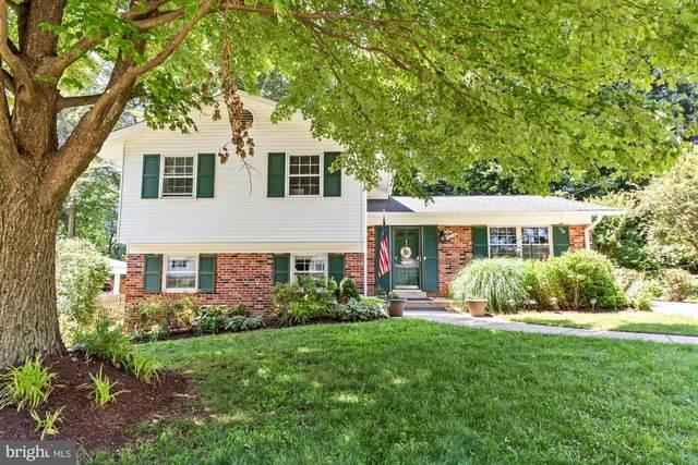 3224 Plantation Parkway, FAIRFAX, VA 22030 (#VAFC121598) :: Debbie Dogrul Associates - Long and Foster Real Estate