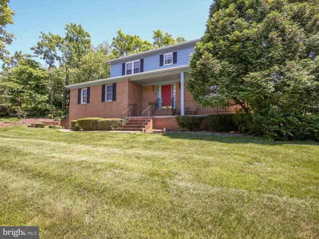 616 Bellview, WINCHESTER, VA 22601 (#VAWI116310) :: Crossman & Co. Real Estate
