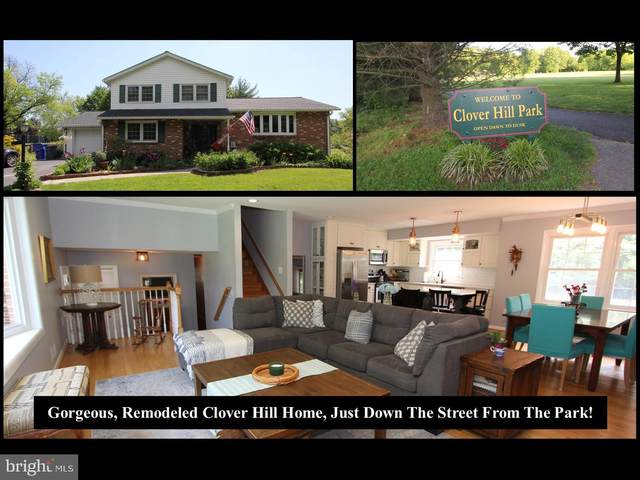8228 Glendale Drive, FREDERICK, MD 21702 (#MDFR283646) :: The Licata Group / EXP Realty