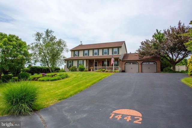 1442 Hay Field Drive, EAST EARL, PA 17519 (#PALA183436) :: Flinchbaugh & Associates