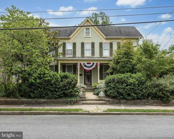 111 W North Avenue, WINCHESTER, VA 22601 (#VAWI116312) :: Berkshire Hathaway HomeServices McNelis Group Properties