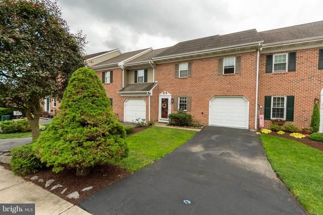 208 Rockford Square, MOUNTVILLE, PA 17554 (#PALA183440) :: The Heather Neidlinger Team With Berkshire Hathaway HomeServices Homesale Realty