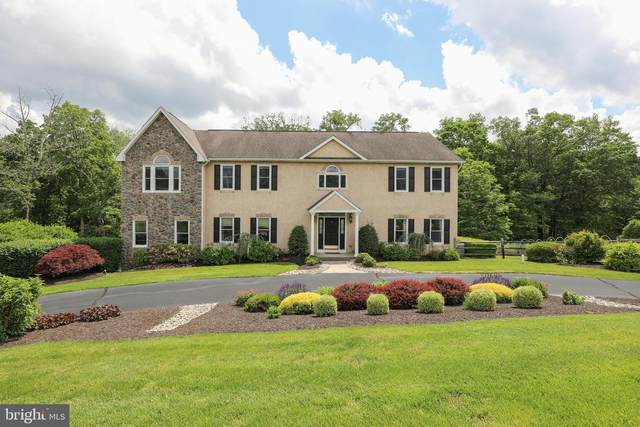 52 Alexanders Court, NEWTOWN, PA 18940 (#PABU529432) :: New Home Team of Maryland