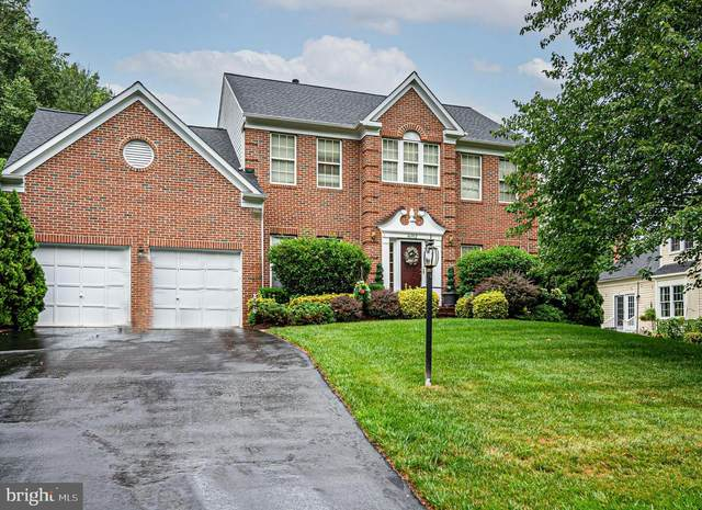 46912 Foxstone Place, STERLING, VA 20165 (#VALO440656) :: Bowers Realty Group