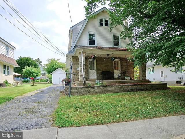 909 Edmonds Avenue, DREXEL HILL, PA 19026 (#PADE547920) :: Linda Dale Real Estate Experts