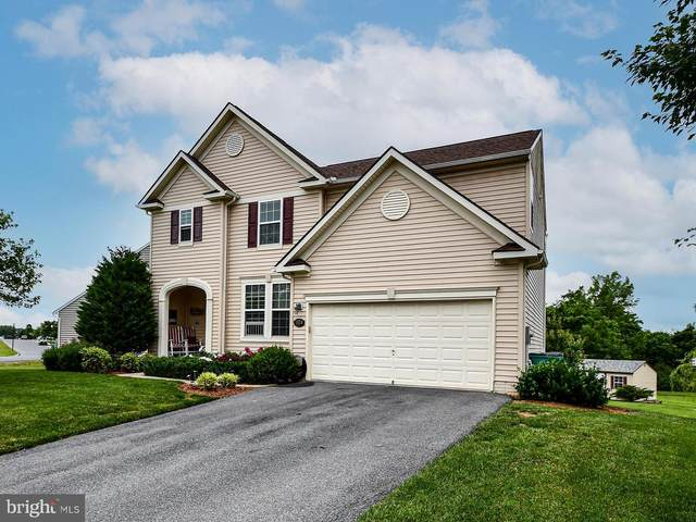 1694 Canal Run Drive, POINT OF ROCKS, MD 21777 (#MDFR283672) :: AJ Team Realty