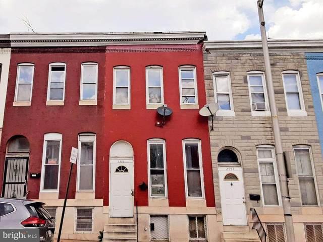 2556 W Baltimore Street, BALTIMORE, MD 21223 (#MDBA553782) :: Dart Homes