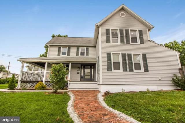 4606 Glenarm Avenue, BALTIMORE, MD 21206 (#MDBA553806) :: Corner House Realty